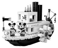 Steamboat Willie 21317 | Disney™ | Buy online at the Official LEGO ...