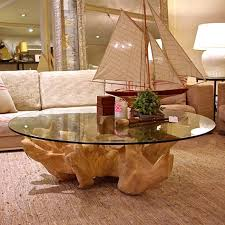 large size of tables chairs unique tree trunk glass top coffee table rustic living awesome tree trunk table 1