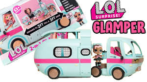 <b>LOL</b> Surprise Glamper 2-1 Van Unboxing and Review! Exclusive ...