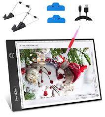 Buy SanerDirect <b>Diamond Painting A4 LED</b> Light Pad - Dimmable ...