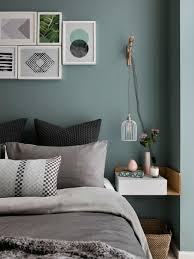 bedroom design idea:  acdd  w h b p scandinavian bedroom