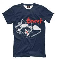 Футболка <b>Принцесса Мононоке</b>. <b>Princess</b> Mononoke ANR-975562 ...