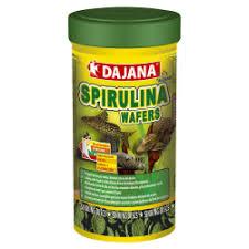 Отзывы о <b>Корм</b> для рыб <b>Dajana spirulina wafers</b>