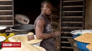<b>Nigeria's</b> border crisis fuelled by rice - BBC News