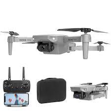 <b>E88 RC Drone</b> Toy Gray <b>4K</b> Three Batteries RC Quadcopters Sale ...