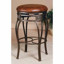 swivel backless counter stool