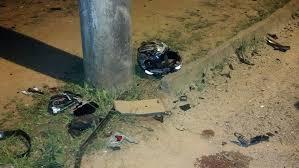 Resultado de imagem para Motociclista de 29 anos morre em acidente em Blumenau