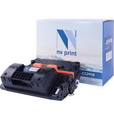 <b>Картридж NV Print</b> (<b>CE390X</b>) black для HP LJ M4555MFP, 24000 ...