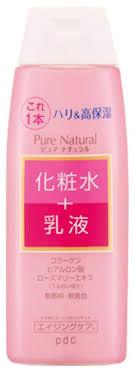 Купить <b>лосьон</b>-<b>молочко с</b> лифтинг-эффектом <b>PDC</b> Pure Natural ...