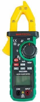 """<b>Токовые клещи Mastech</b> """"<b>MS2109A</b>"""" — купить в интернет ..."""