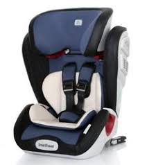 Купить Детское <b>автокресло Smart Travel</b> Magnate Isofix голубой ...