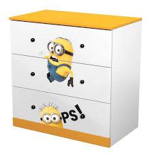 <b>Комод Polini kids Fun</b> 3290 Миньоны желтый 0001952.65: купить ...