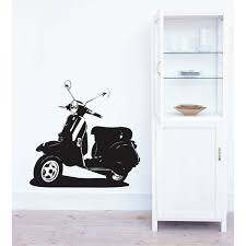 ADZif Spot Legendary Scooter <b>Wall Decal</b> | Wayfair