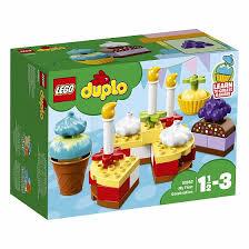 <b>Конструктор LEGO DUPLO</b> My First 10862 <b>Мой</b> первый праздник ...