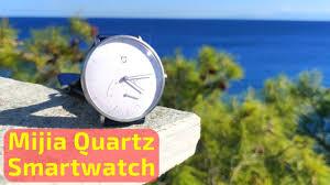 Xiaomi Mijia <b>Quartz</b> (<b>Smart) Watch</b> | Review and battery replacement