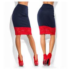 Summer <b>Women</b> Pencil Skirt <b>Sexy Female Stretch</b> Ladies Crochet ...
