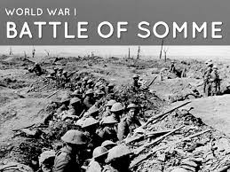 「Battle of the Somme」の画像検索結果
