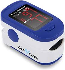 Zacurate 500BL Fingertip Pulse Oximeter Blood ... - Amazon.com