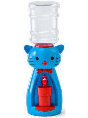 Детский <b>кулер для воды</b> KIDS KITTY BLUE <b>VATTEN</b>. 12117684 в ...
