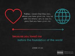 john  verse of the day john 17 24