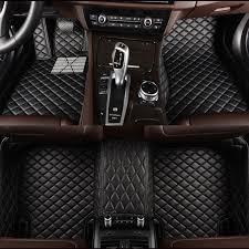 <b>Custom car floor mats</b> For Chrysler 300c 3D car styling heavy duty ...
