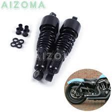 <b>Motorcycles</b> Rear Shocks <b>Progressive Suspension</b> Black <b>267mm</b> ...