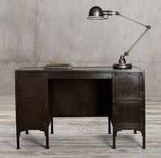 industrial tool chest desk carruca desk office