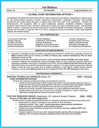 outstanding cto resume for professionals how to write a resume cio cto resume