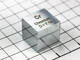 <b>Chromium</b> density <b>cube</b> ultra precision 10.0x10.0x10.0mm - Made in ...