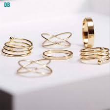 <b>8Pcs</b>/Set Bohemian Vintage Women Silver Turquoise Finger <b>Rings</b> ...