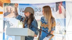 <b>Rob Zombie</b> on Woodstock Warrior Award, Fighting for Animals ...