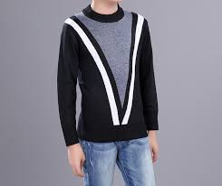 Boys <b>Winter Thicken Warm</b> Knitted Jumper Sweater For Kids ...