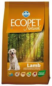 <b>Корм</b> для собак <b>Farmina Ecopet</b> ягненок 12 кг (для средних пород ...