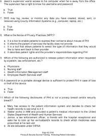 privacy and security survival training pdf a it is a tool to enable patients to express their concerns about misuse of
