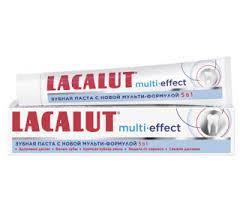 <b>Зубная паста LACALUT</b> Multi <b>Effect</b>, 75 мл