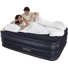 <b>Intex Queen</b> Raised <b>Downy Bed</b> Air Mattres- Buy Online in Gibraltar ...