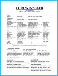 the best and impressive dance resume examples collections how to dance resume examples for auditions