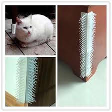 <b>Pet Cat Grooming Safe</b> Self Grooming Brush for Wall Corner Free ...