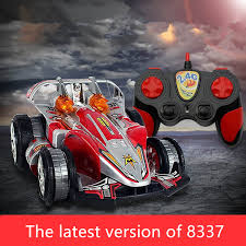 RC Car Fighter 8337 <b>2.4G</b> 360 Degree Rotating <b>Remote</b> Control ...