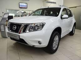 Купить новый Nissan Terrano III (<b>D10</b>) 2.0 AT (143 л.с.) 4WD ...