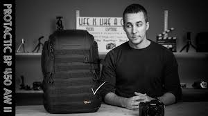 PERFECT CAMERA BAG? <b>Lowepro ProTactic</b> 450 AW II - YouTube