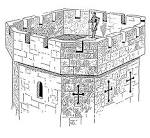 Images & Illustrations of battlement