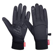 Anqier Winter Gloves,Newest Windproof Warm ... - Amazon.com