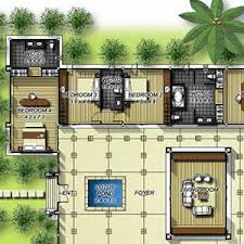 House Plan   Newport CondoHouse Planning Software