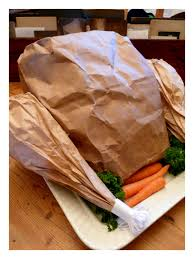 thanksgiving thesis statement paper bag turkey