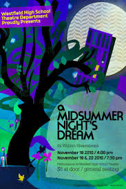 best images about a midsummer nights dream the a midsummer night s dream poster slick poster by a high school senior for a school