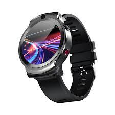 China <b>Lemfo Lem13 4G</b> Smart Watch Men Face Unlook Front 2MP + ...