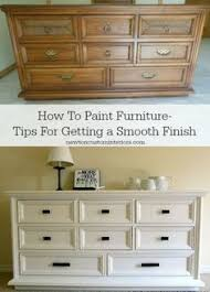 how to paint furniture diy tips for getting a smooth finish bedroom furniture painted