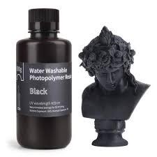 <b>ELEGOO</b> Water Washable <b>3D Printer</b> Rapid Resin LCD UV-Curing ...
