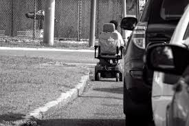 photographing disability aka street encounters persons indeed few persons observe the poorly constructed sidewalks out wheelchair access ramps as they go about their own business let alone open